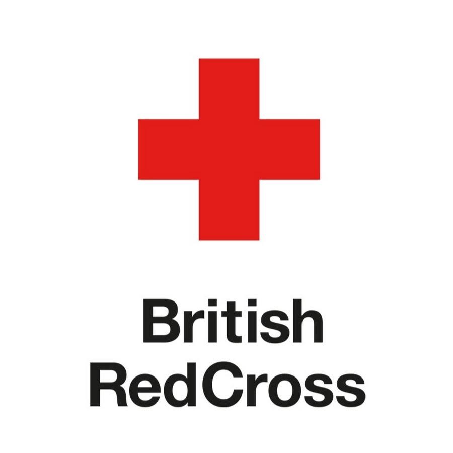 Logo of British Red Cross