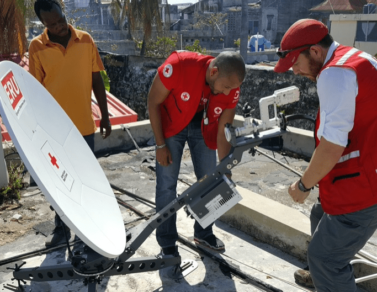 Key Aid Consulting, evaluation, Red Cross