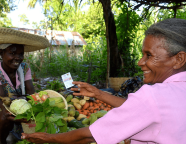 Better Gender Outcomes in Food Assistance