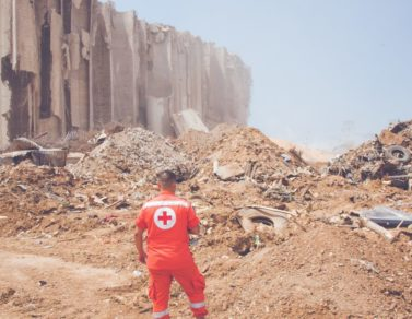 Lebanese Red Cross Cash Response to Beirut Explosions 2020