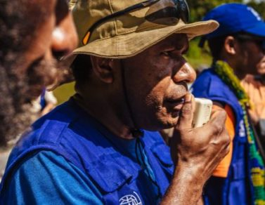 Strengthening Emergency Preparedness and Response in Papua New Guinea