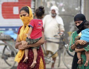 covid 19 children india nepal