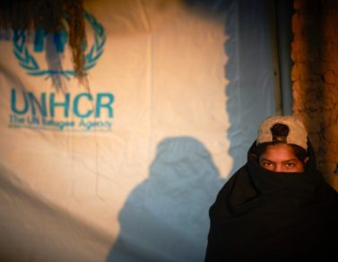 UNHCR operation in the Middle East and North Africa